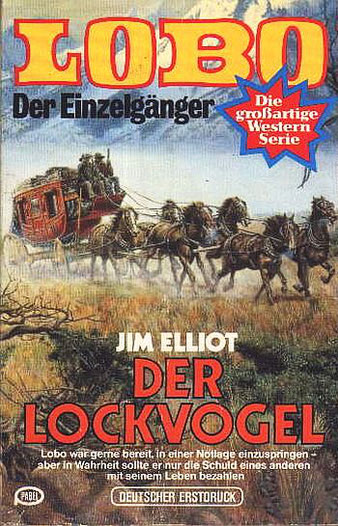 Lobo Taschenbuch 52