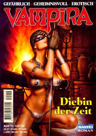 Vampira Taschenhefte 19