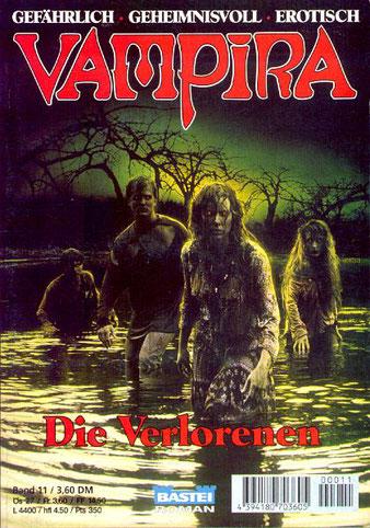Vampira Taschenhefte 11