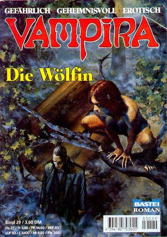 Vampira Taschenhefte 29