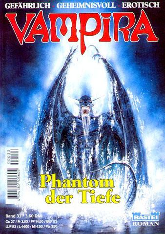 Vampira Taschenhefte 33
