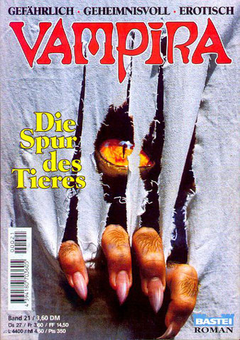 Vampira Taschenhefte 21