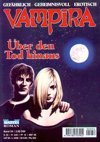Vampira Taschenhefte 54