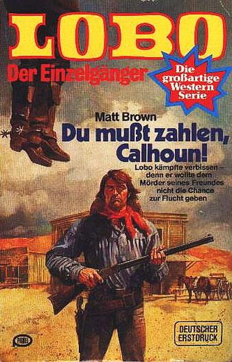 Lobo Taschenbuch 54