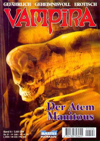 Vampira Taschenhefte 6