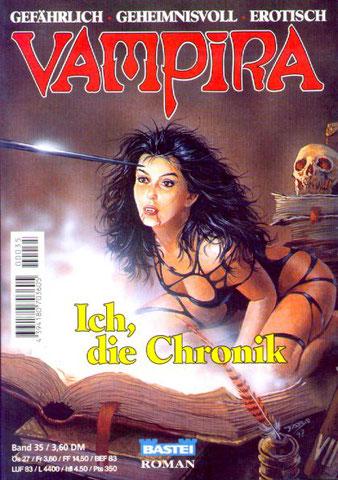 Vampira Taschenhefte 35