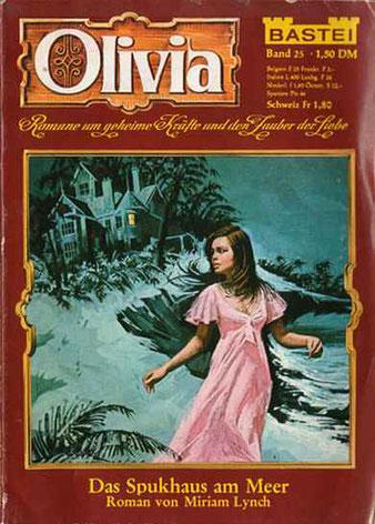 Olivia Taschenheft 31