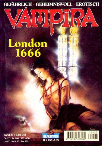 Vampira Taschenhefte 23