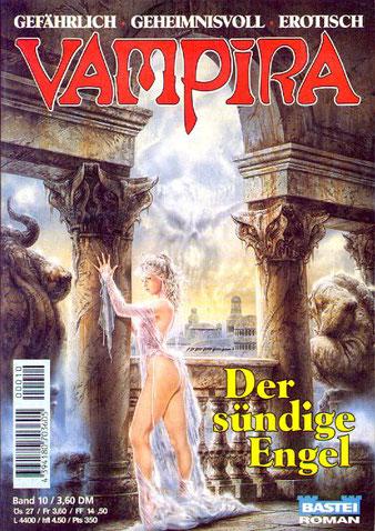 Vampira Taschenhefte 10