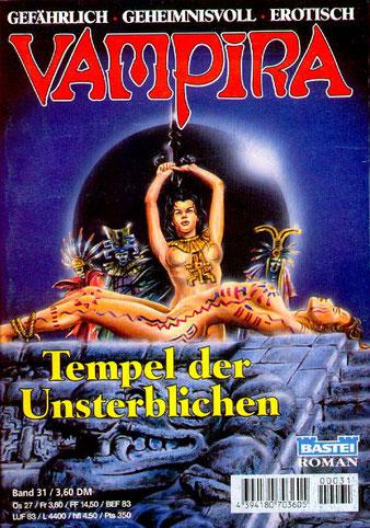 Vampira Taschenhefte 31