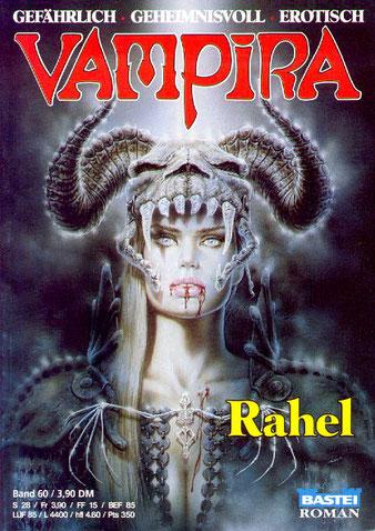 Vampira Taschenhefte 60