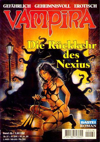 Vampira Taschenhefte 26