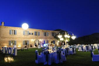 Catering auf einer Finca Hochzeit auf Mallorca