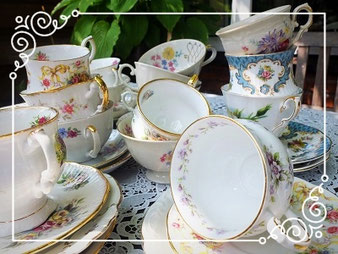 High Tea Servies