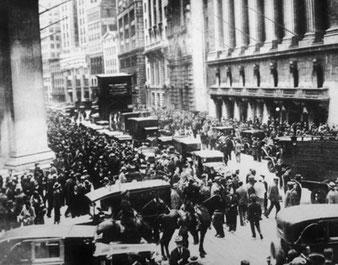 Börsencrash 1929