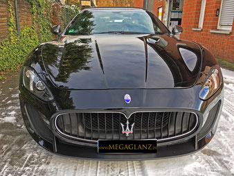 Maserati Stradale Serfaces HSH Ultima, Suave und Final