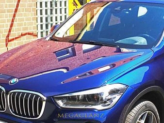 BMW X1 aus Sythen - Ceramic Beschichtung Servfaces Ultima und Suave