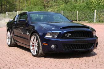 Dieser Mustang ist nur 5x auf Deutschlands Straßen unterwegs
