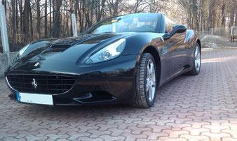 Der Ferrari aus Schermbeck wird geliefert