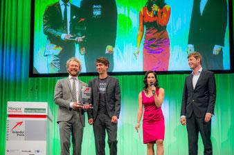Основатели Jimdo признаны лучшими молодыми предпринемателями Гамбурга
