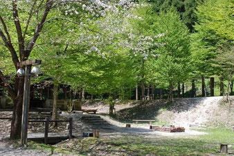 山王谷キャンプ場・たんぽり荘