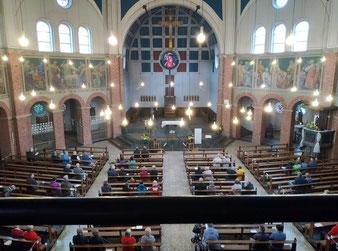 St. Augustinus innen