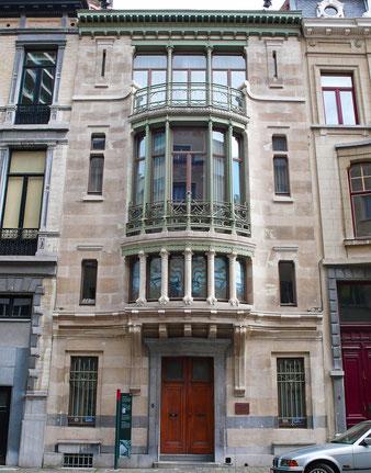 世界遺産「建築家ヴィクトール・オルタによる主な邸宅群[ブリュッセル](ベルギー)」、タッセル邸