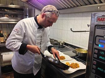 Dirk Klötzner, Restaurant Abel, Küche