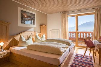Zimmer und Ferienwohnungen in Oberaudorf im Berggasthof Hummelei