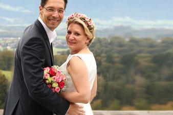 Hochzeitsfeier in Oberaudorf im Berggasthof Hummelei