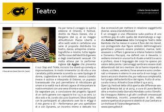 "Mario Cervio Gualersi su ""Pride""."