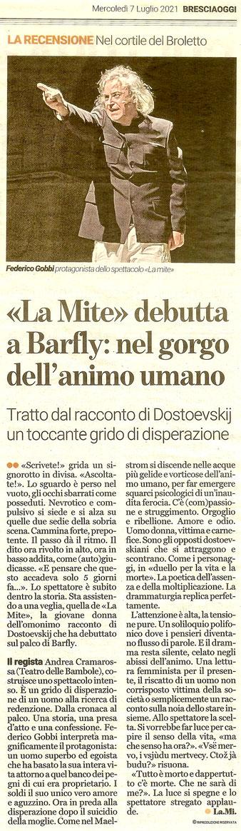 07/07/2021 - BresciaOggi