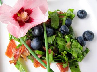 Blumen zum essen – auch ganz nett!