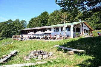 Gummen-Hütte