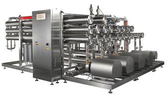 RO Anlage, Reverse Osmosis Plant