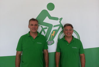 Die e-motion e-Bike Experten in der e-motion e-Bike Welt in München West