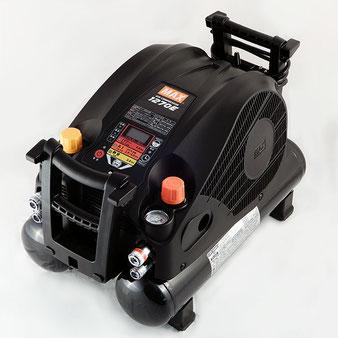 MAX/マックス◆高圧エアコンプレッサ AK-HL1270E ブラック
