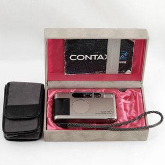 CONTAX T2 フィルムカメラ