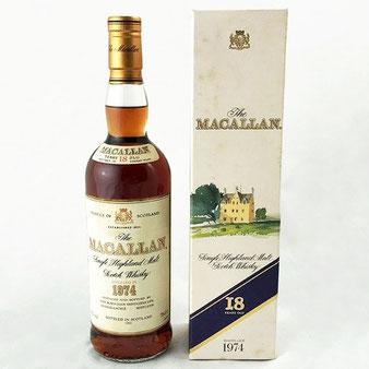 MACALLAN/マッカラン 18年 1974年
