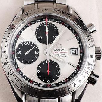 オメガ◆腕時計 スピードマスター デイト クロノグラフ◆3211.31