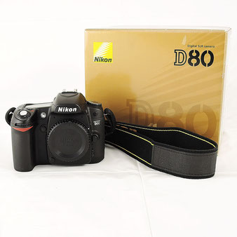 NIKON/ニコン デジタル 一眼レフ カメラ ボディ D80