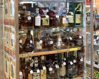 響などの日本酒、ウイスキー