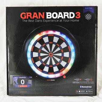 GRAN BOARD3 グランボード3 BLUE TYPE ダーツ