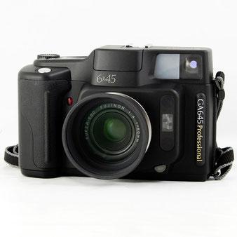 富士フィルム フィルムカメラ GA645