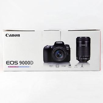 キヤノン デジタル一眼カメラ EOS 9000D ダブルズームキット