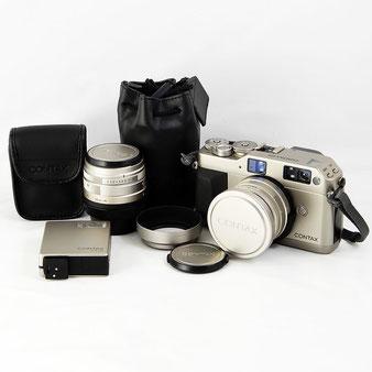 CONTAX G1 フィルムカメラ