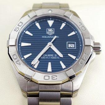 TAG Heuer/タグホイヤー◆腕時計 アクアレーサー 300M キャリバー5 WAY2112.BA0928