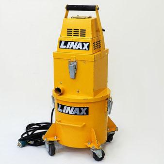 ライナックス/LINAX◆小型 集じん機 V-1-100V◆2007年製