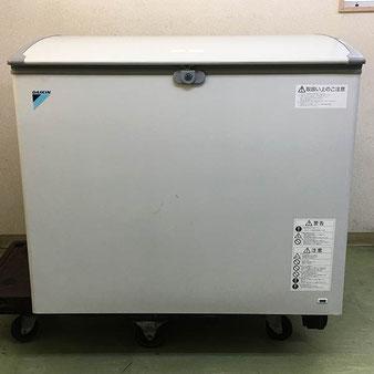 DAIKIN (ダイキン) 300Lクラス 業務用 冷凍ストッカー /冷凍庫 (上開き) LBFD3AAS