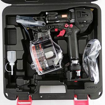 MAX/マックス◆高圧 釘打機 スーパーネイラ HN-65N2(D)